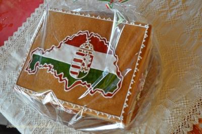 Mézeskalács címeres doboz