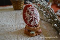 3D Mézeskalács hímes tojás
